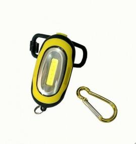Ліхтар для велосипеда + брелок 5658-COB