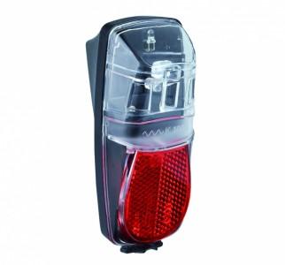 Red Fire 2 LED задня фара для динамовтулки, BUCHEL
