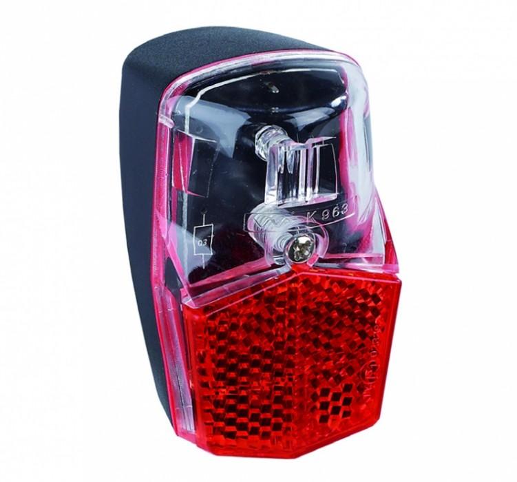 FL 12 1 LED задня фара для динамовтулки, BUCHEL